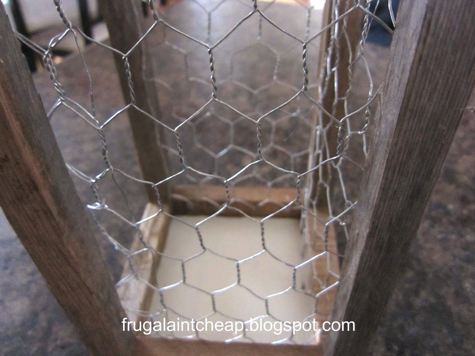 Frugal Ain\'t Cheap: Building a Lantern | Wood Projects | Pinterest ...