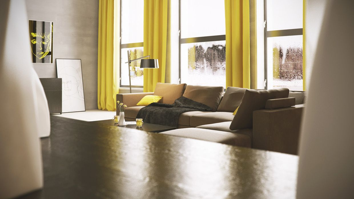 Decorating ideas for living room walls yellow can be a polarizing color some people would love nothing