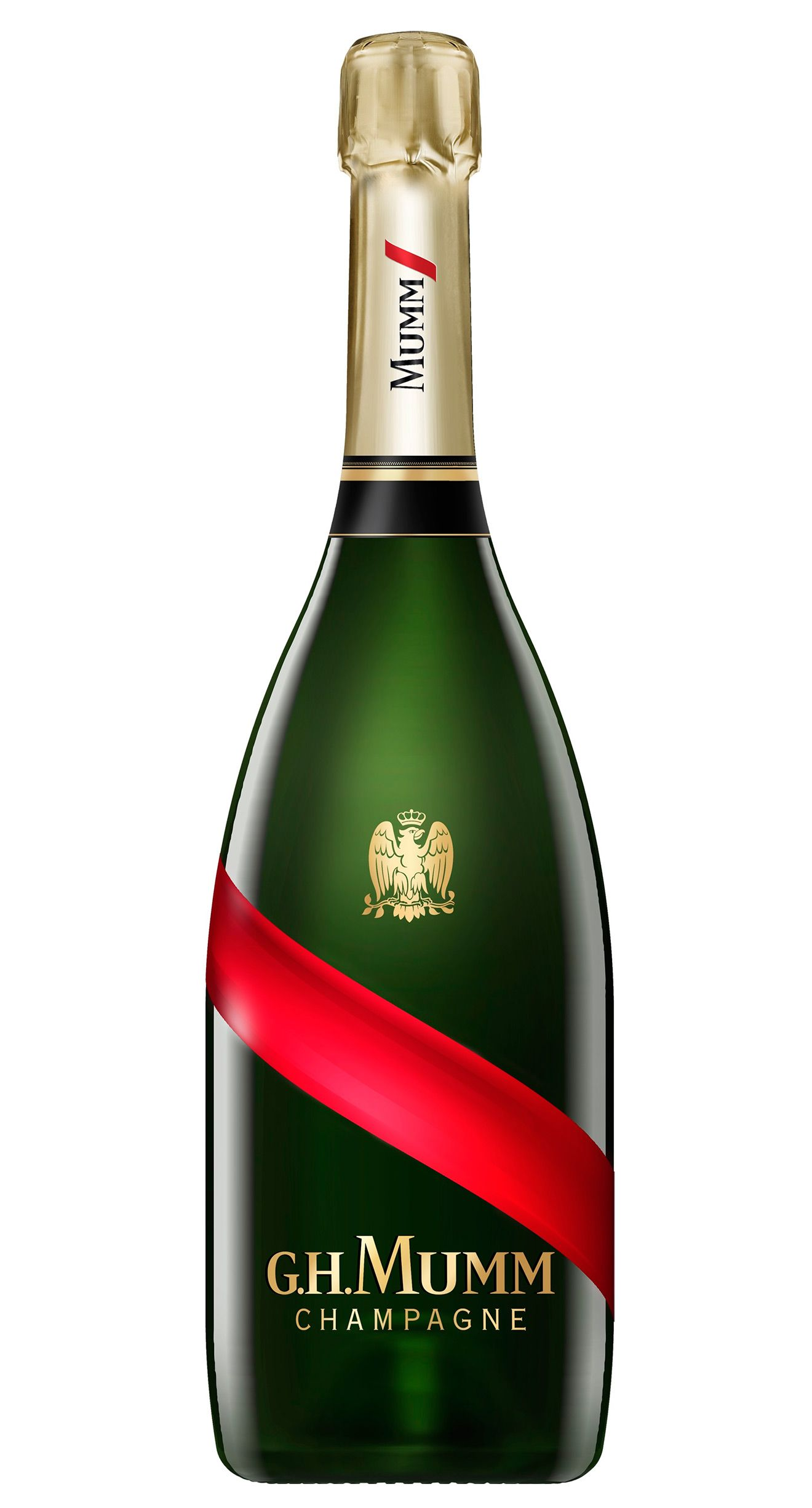Maison Mumm Launches Revolutionary New Bottle in US