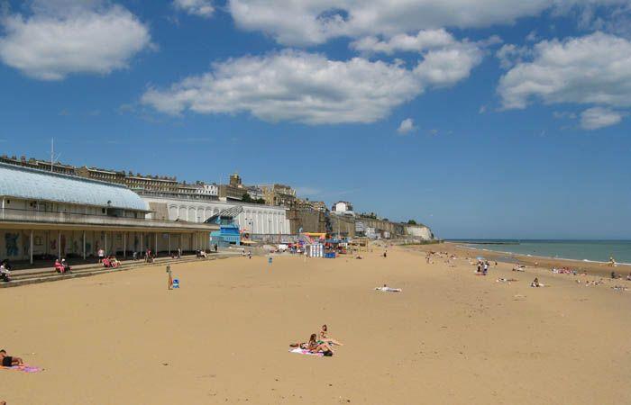 Ramsgate beach, Kent. <3