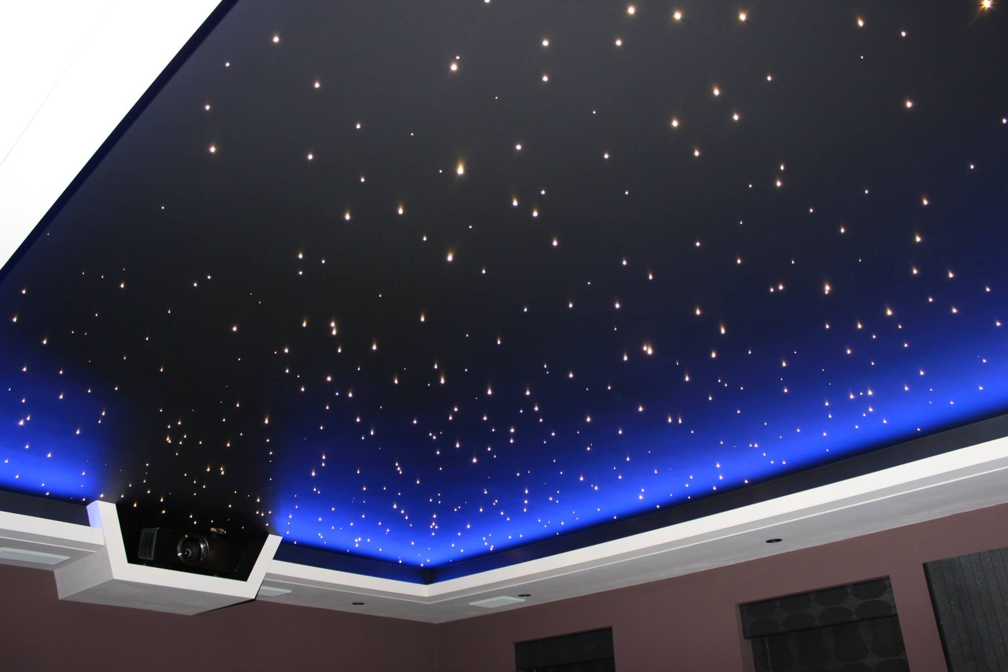 Star Ceiling Light in 2019 | Ceiling projector, False ...