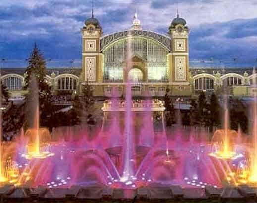Krizik Fountain- Prague