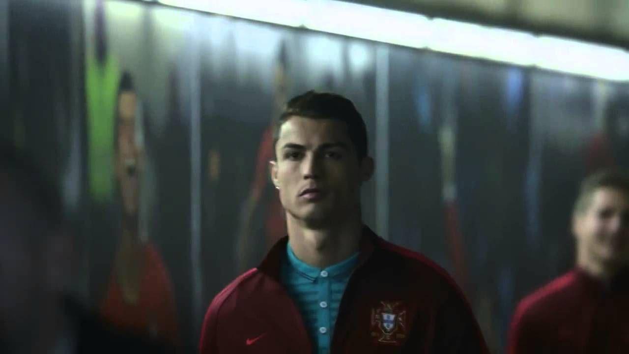 Risk everything - Nike   Ronaldo, Seleccion española de futbol, Neymar