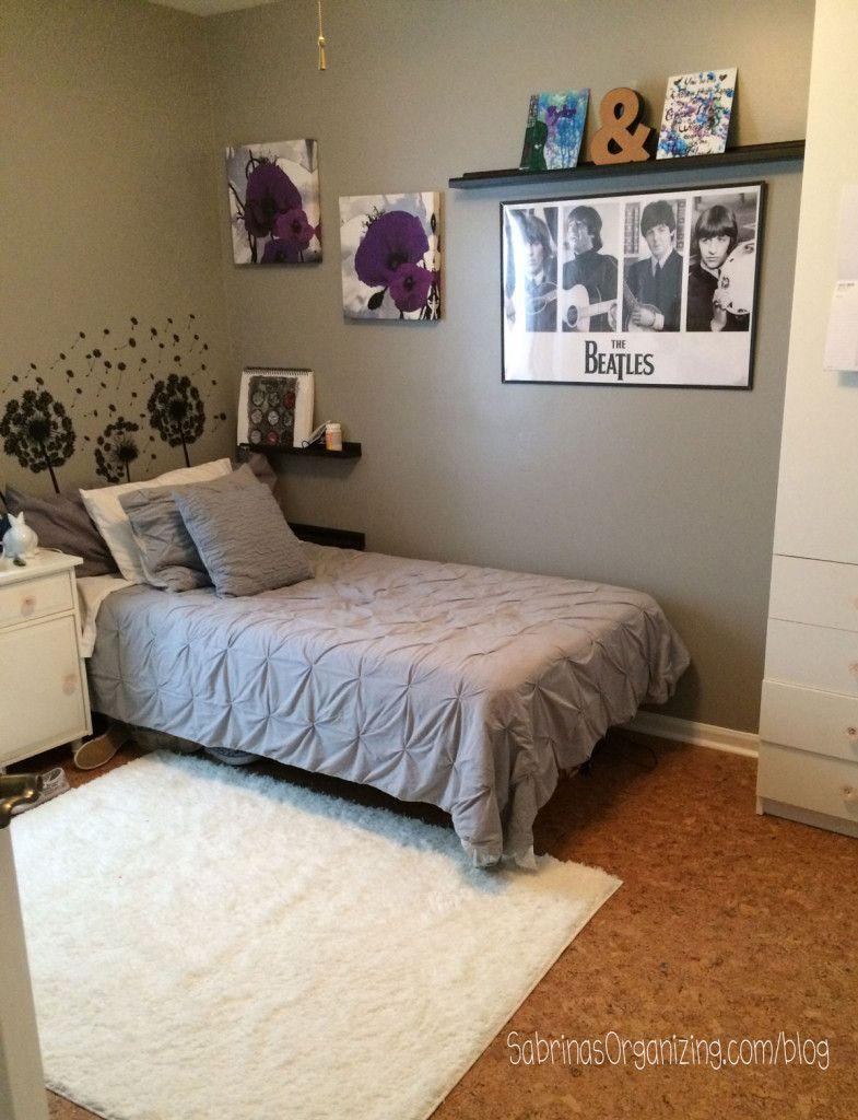Cork Flooring Bedroom Design