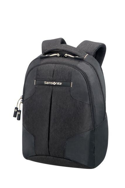 Samsonite Rewind Rucksack S 38cm mit Tabletfach Black