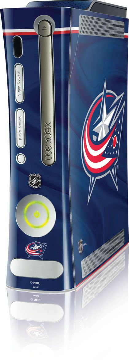 Columbus Blue Jackets Home Jersey @ skinit.com
