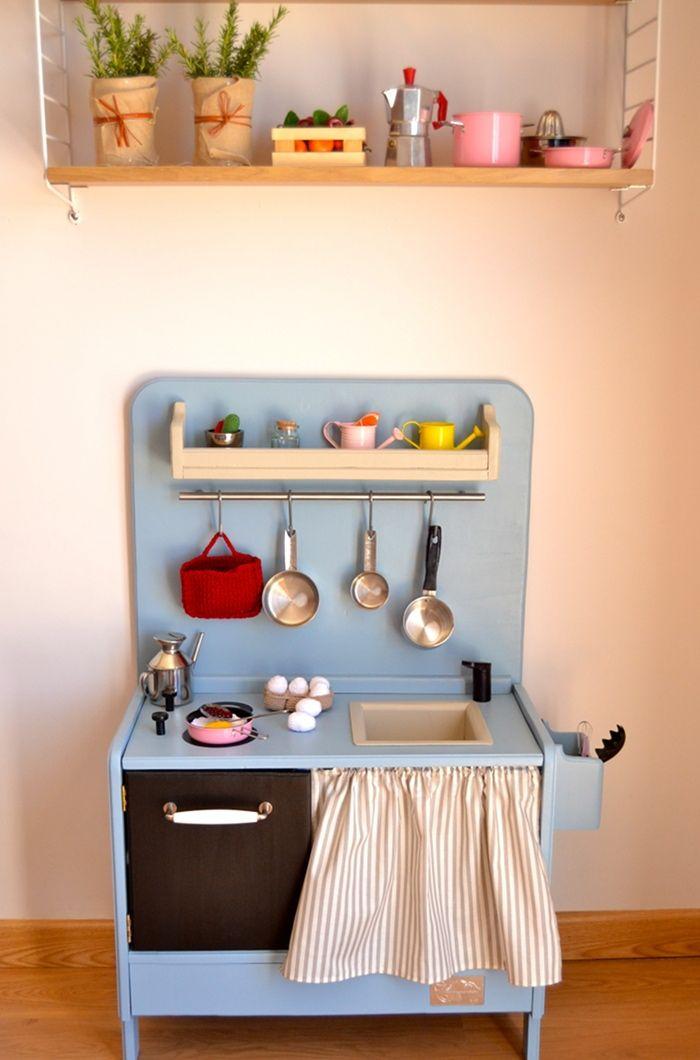 Cocina juguete macarenabilbao juguetes pinterest - Cocina de juguete ...