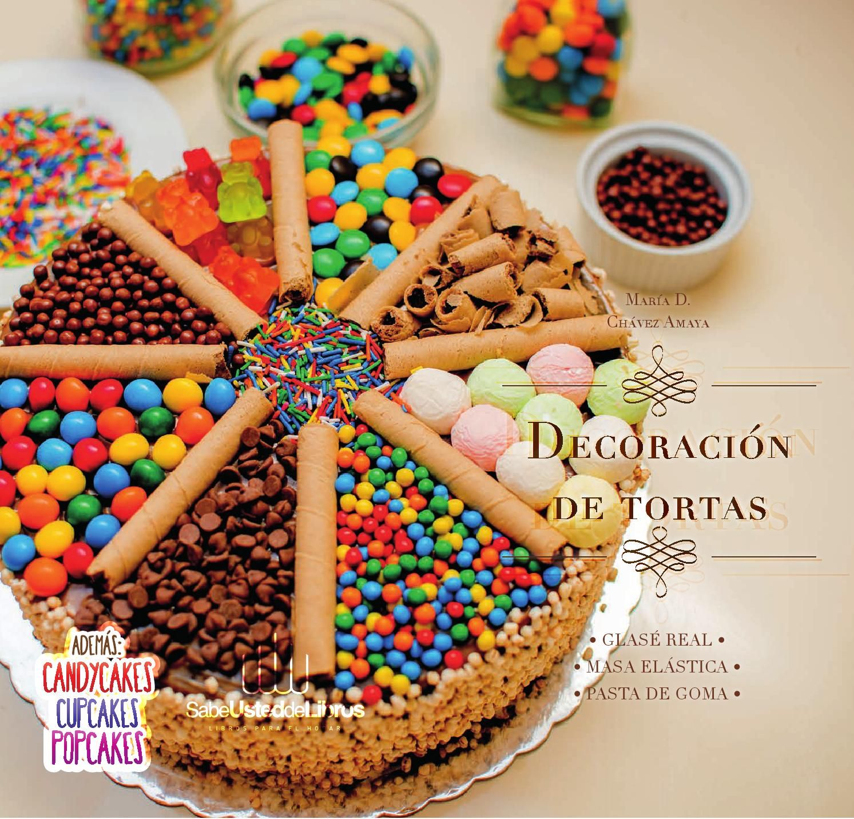 Decoración de tortas GLASÉ REAL • MASA ELÁSTICA • PASTA DE GOMA Y MUCHAS NOVEDADES