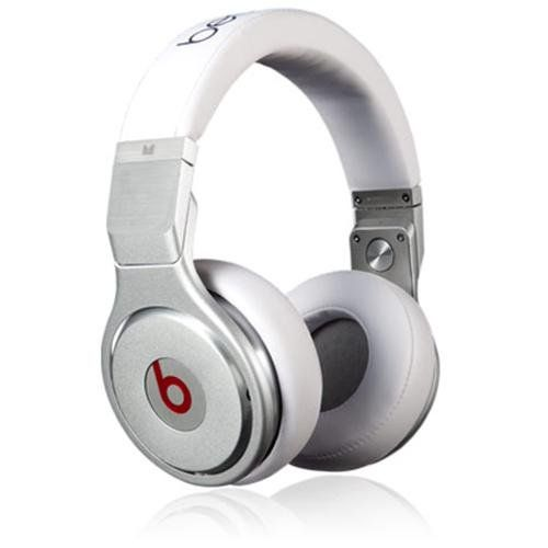 Into Music Beats By Dr Dre Beats Pro Over Ear Headphone White Ultrabookstyle Beats Pro White Headphones Over Ear Headphone