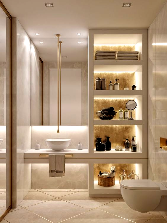 European Elegance Best Design Details Em 2020 Banheiros