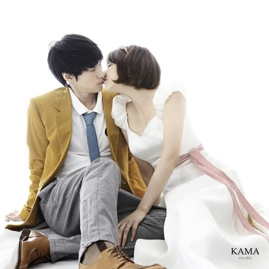 Korean Celebrity Wedding Photos: Scenes From Tablo And Kang Hye-jung's Wedding » Dramabeans