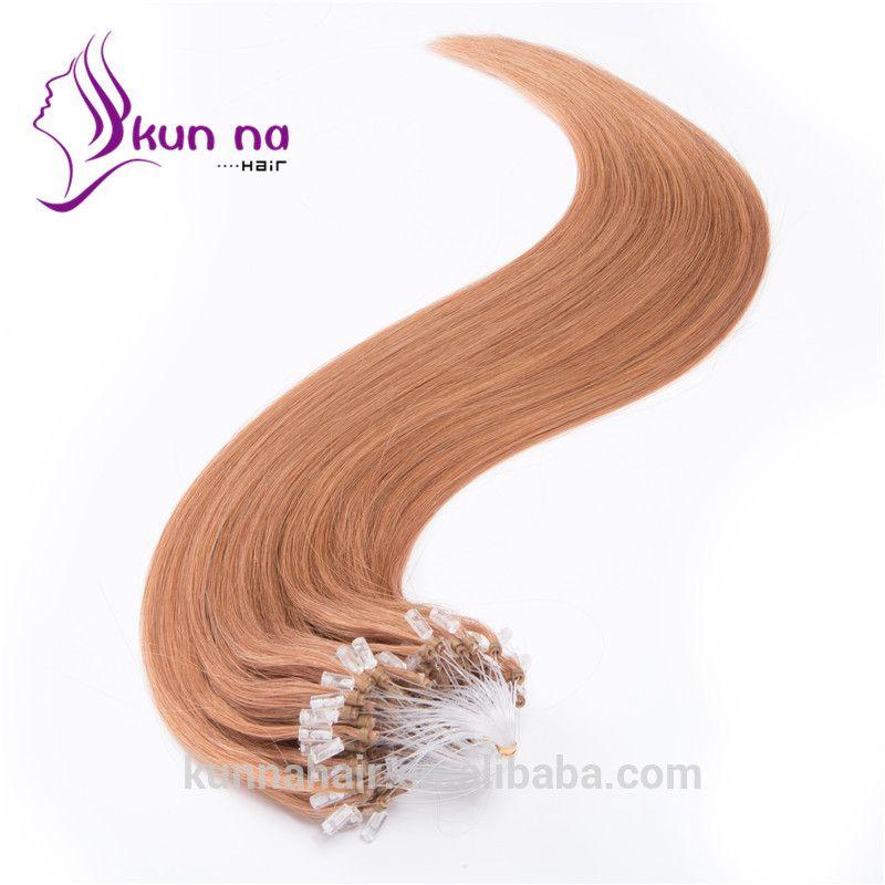 Cheap Brazilian Hair Extensions 27 Micro Loop Ring Hair Extensions