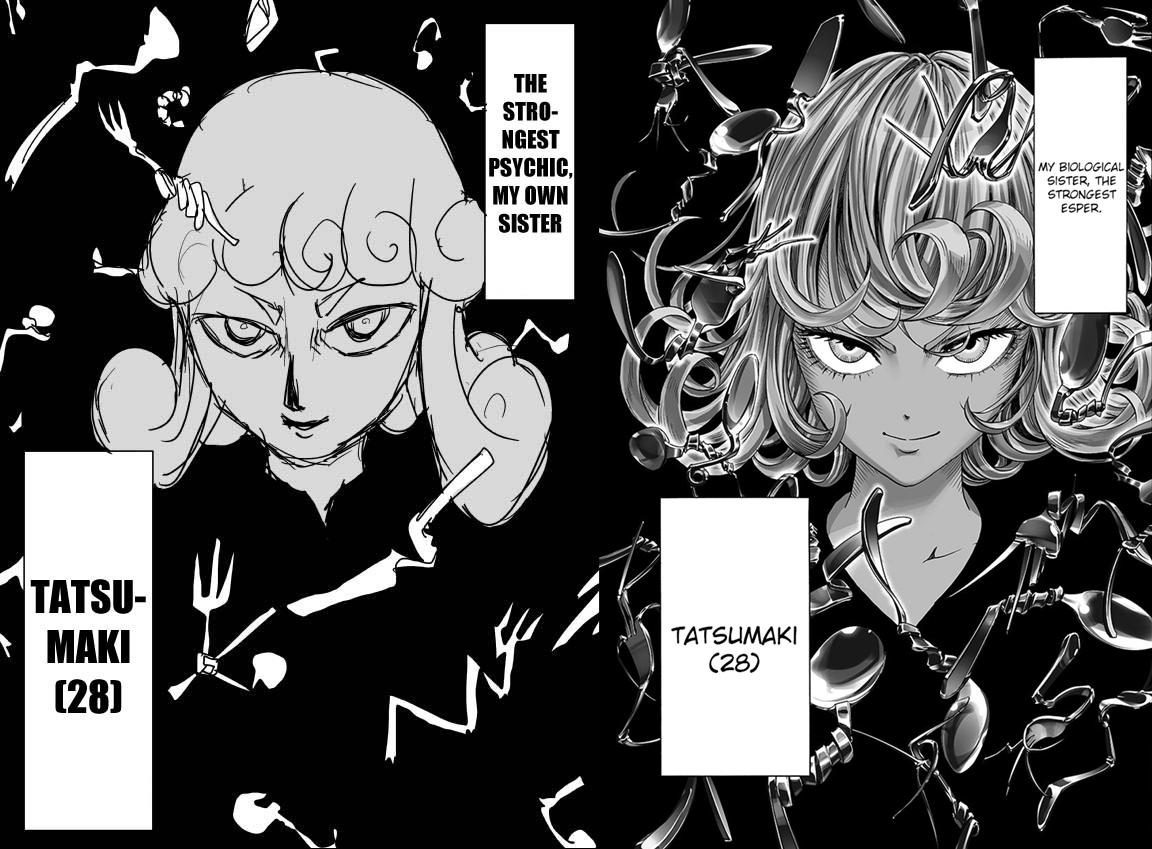 One Punch Man Mangá Peguei Essa Comparação Do Traço Do One Autor E Murata Desenhista Em Relação A Lady Tatsumaki One Punch Man One Punch Anime