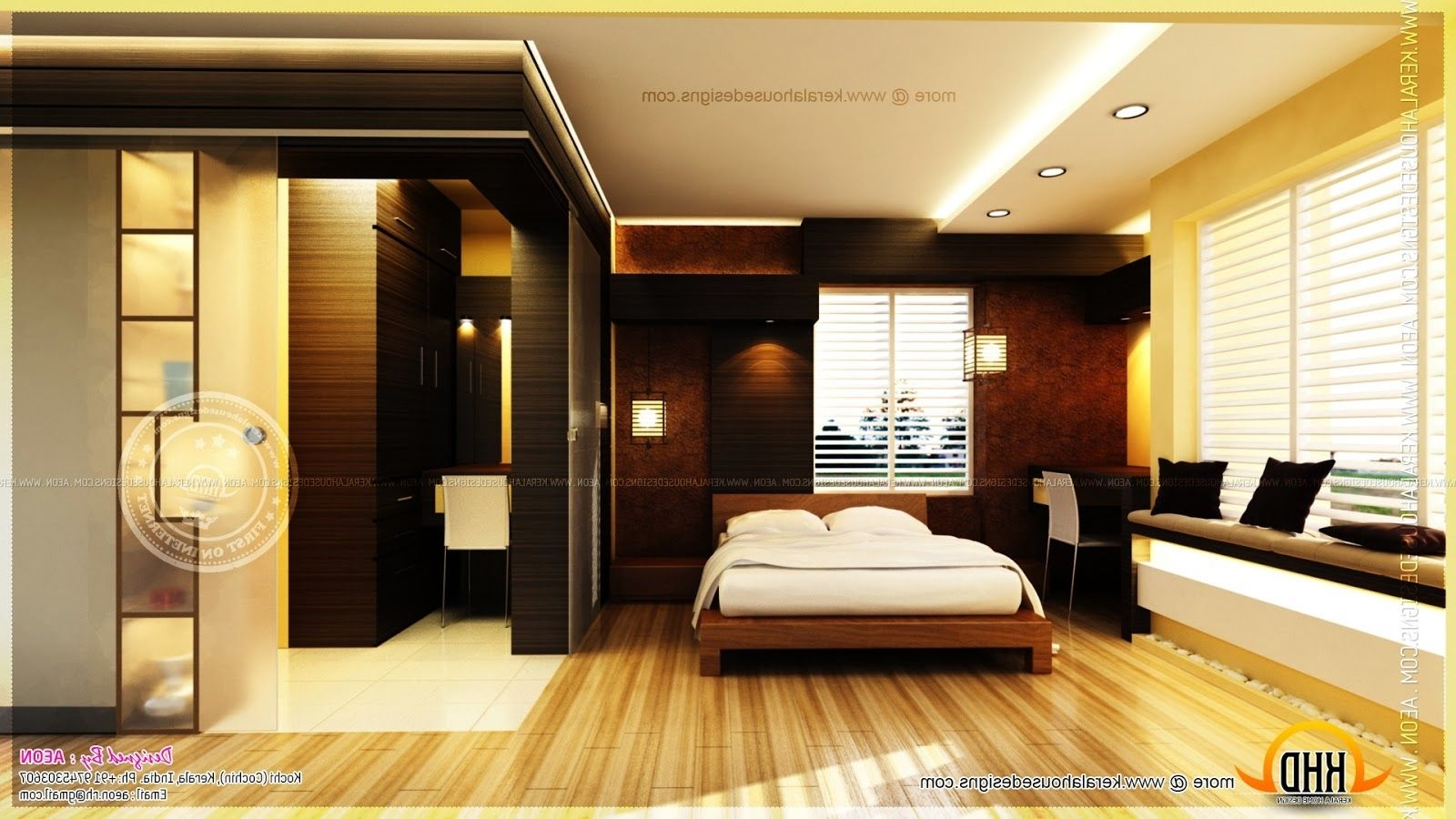 Bedroom Designs With Attached Bathroom And Dressing Room bedroom with bathroom and dressing room design ideas | home design