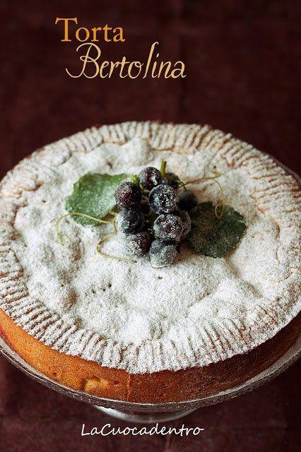 La torta bertolina di sara la cuoca dentro ricette for Ricette spagnole