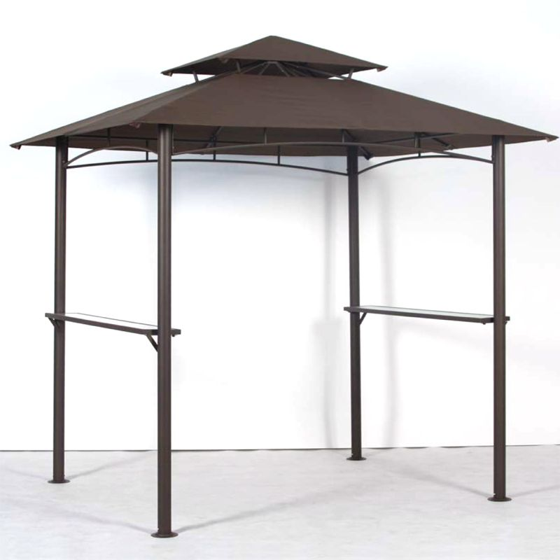 Pacific Casual Bbq Grill Gazebo Replacement Canopy