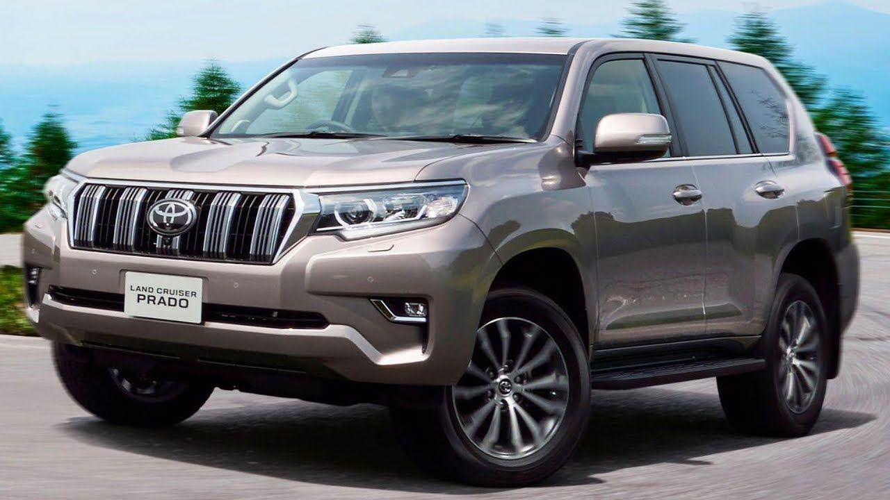 2020 Toyota Prado Price And Release Date Toyota Land Cruiser Prado Toyota Land Cruiser Toyota