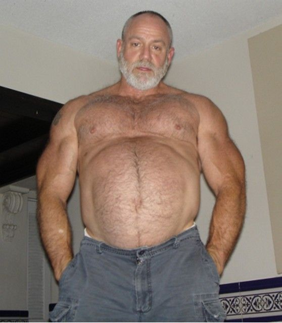 A mature hairy honey