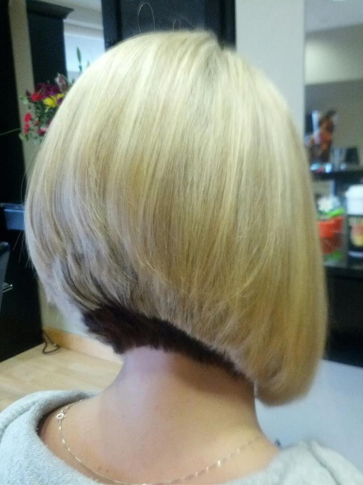 Hair by Kyla   Bun hairstyles for long hair, Long bob ...