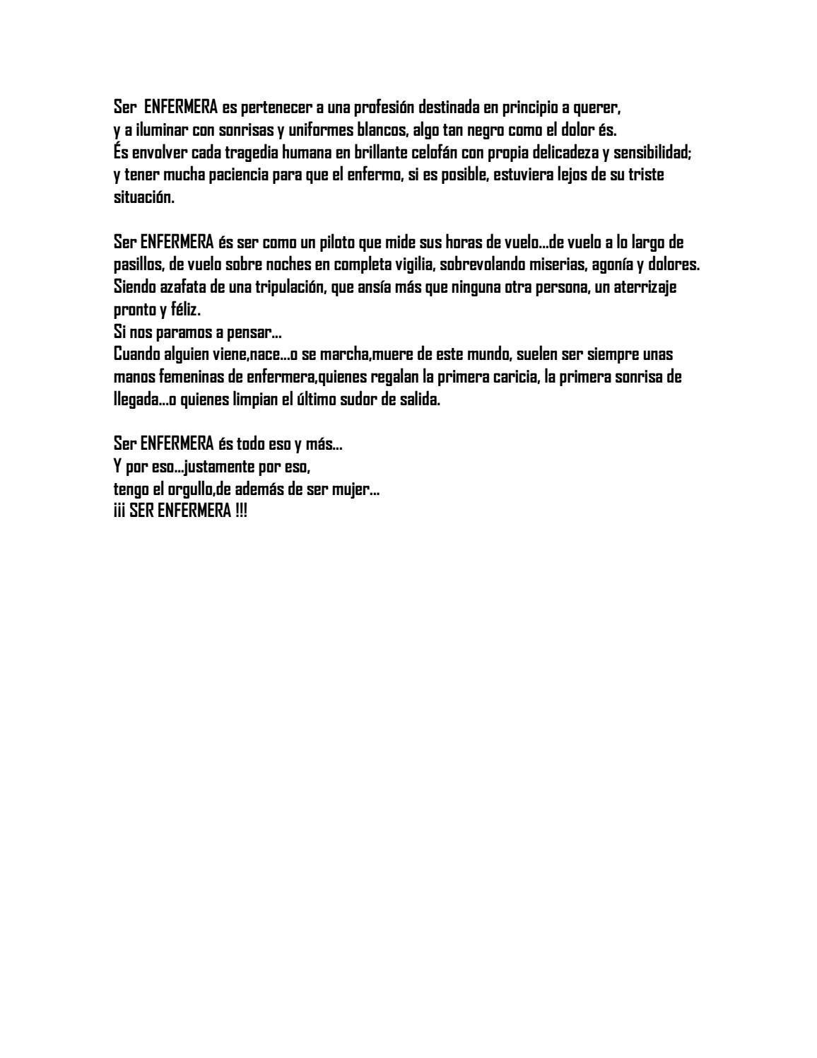 Moderno Práctica Reanudar Muestra De Enfermera Galería - Ejemplo De ...