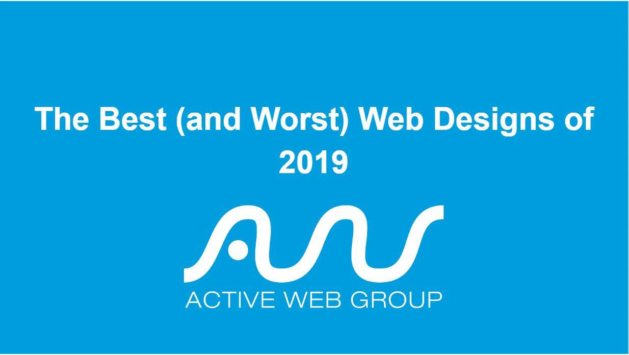 Top 2019 Web Design Trends And What To Avoid Video Video Web Design What Is Fashion Designing Web Design Trends