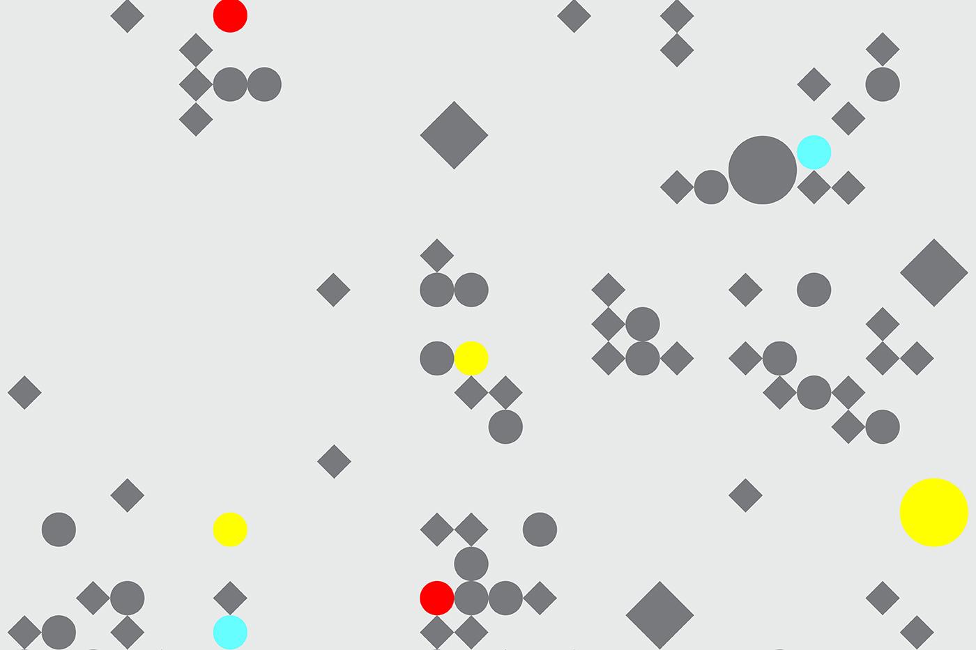 I Love Patterns On Behance Pattern Graphic Design Pattern Generative Design
