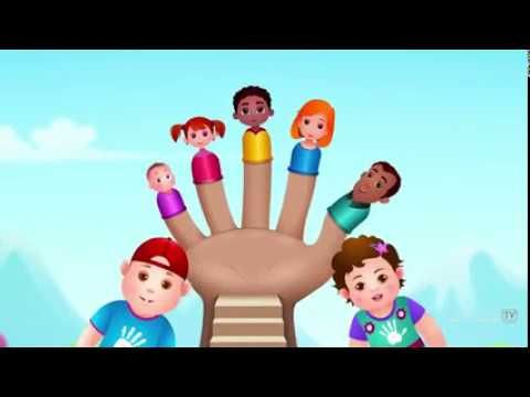The Finger Family Song ChuChu TV Nursery Rhymes & Songs For