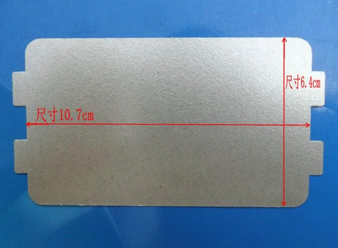 Microwave Oven Parts Mica Sheet 9 9x10