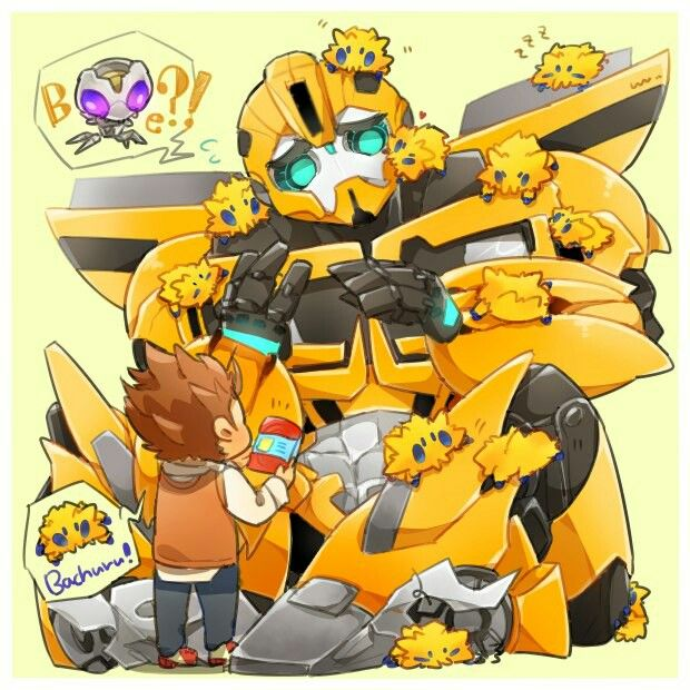 Bumblebee problems? | ❤️Bumblebee❤️ | Transformers funny