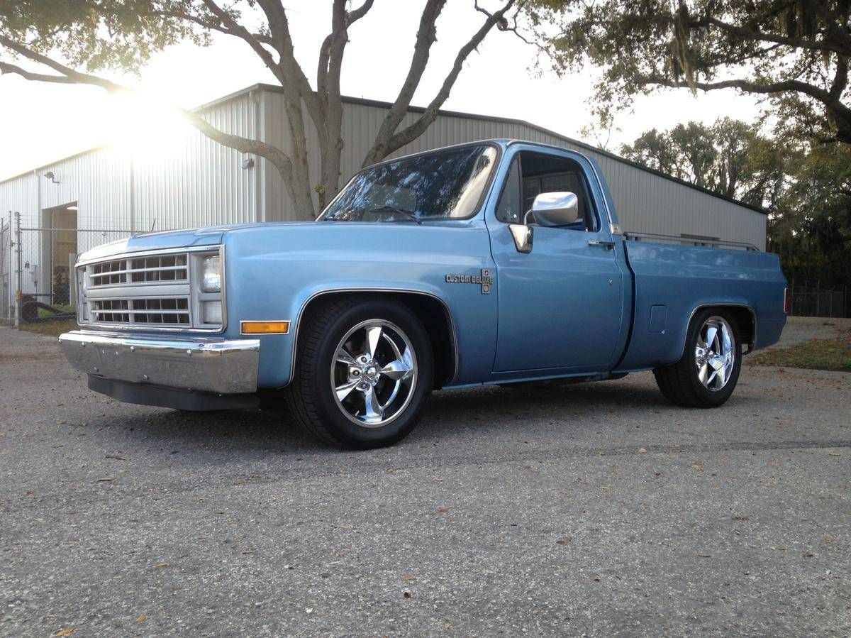 1986 Chevrolet C10 With Images Chevrolet 1985 Chevy Truck Gm Trucks