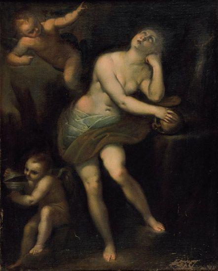 Maria magdalena nackt