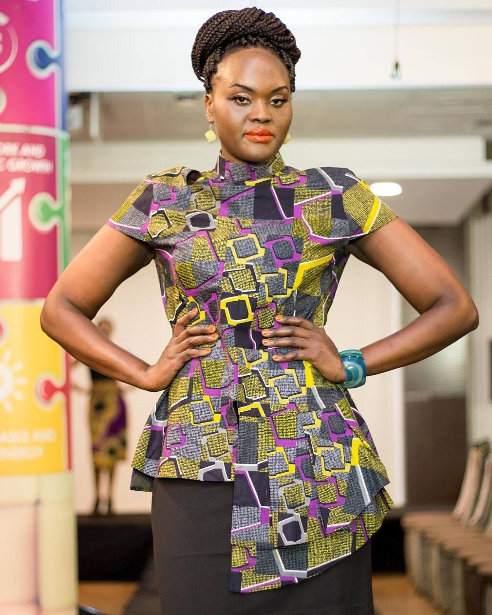 Get Yourself This Elegant African Inspired Piece Fromkahaari Com Made In Kenya Use The Checko African Clothing Styles African Fashion Designers African Attire
