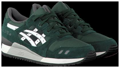 asics gel-lyte iii sneakers groen