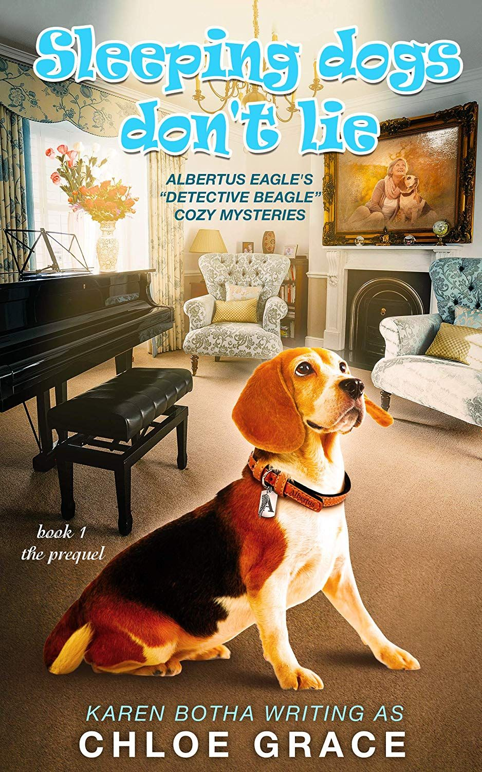 Sleeping Dogs Don T Lie An Animal Cozy Mystery Albertus Eagle Detective Beagle Book 1 Kindle Edition By Ch Cozy Mysteries Sleeping Dogs Cozy Mystery Books