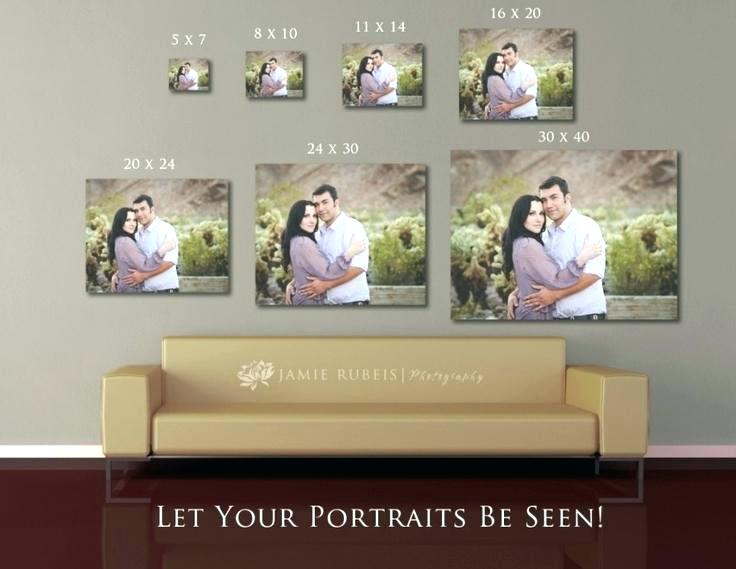 Frame For 16x20 Print What Size Great Comparison Wall Art Prints By 11x14 Photo Displays Photography Wall Wall Display