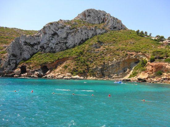 Playa La Granadella Valencia Stedentrip Spanje