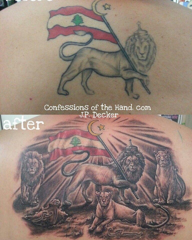 lion's den tattoo florida