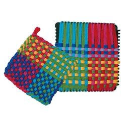 Pot Holder Loom Yes You Remember Making These When You Were A Kid 16 95 Potholder Loom Potholder Patterns Harrisville Designs