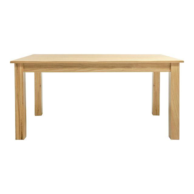 Mesa comedor de madera El Corte Inglés Pot | mesas e cadeiras ...