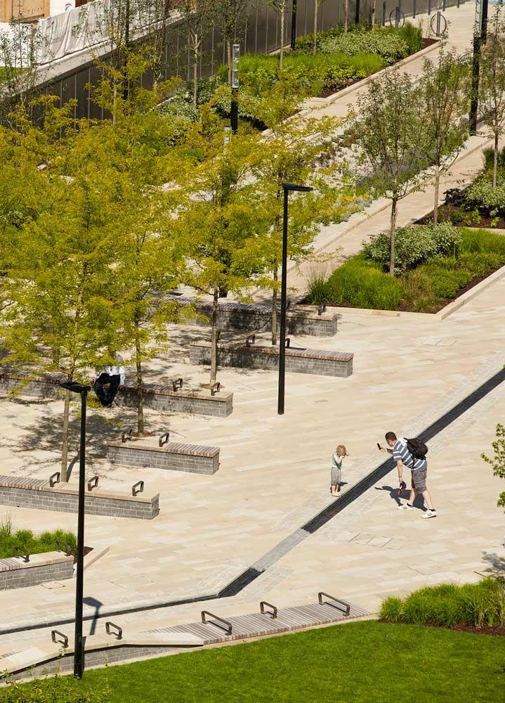 Sovereign Square By Re Form Landscape Architecture Landscape