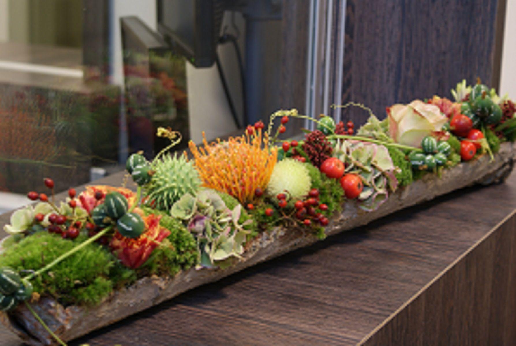 Photo of Flower arrangement Color Palette ~ Bloematelier Fleur & Geur – Portfolio
