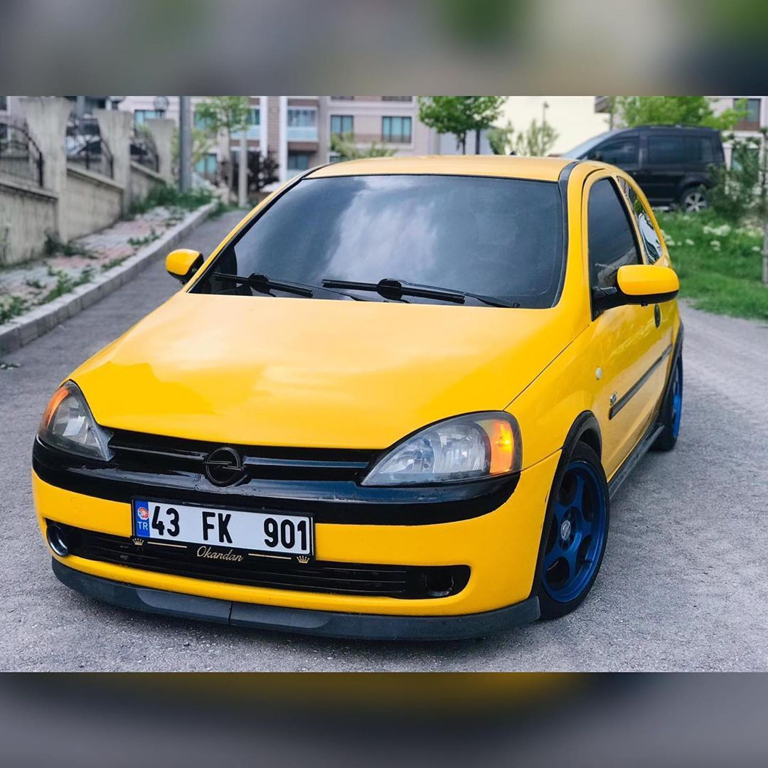 Sarisin Mavi Gozlu Hasancinarrrr Corsa Hizlidizeller Corsaclub Corsaclube Modifi Car Car Review Jeep Gladiator