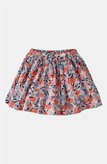 Mini Boden 'Fun' Print Skirt (Toddler, Little Girls & Big Girls) available at #Nordstrom
