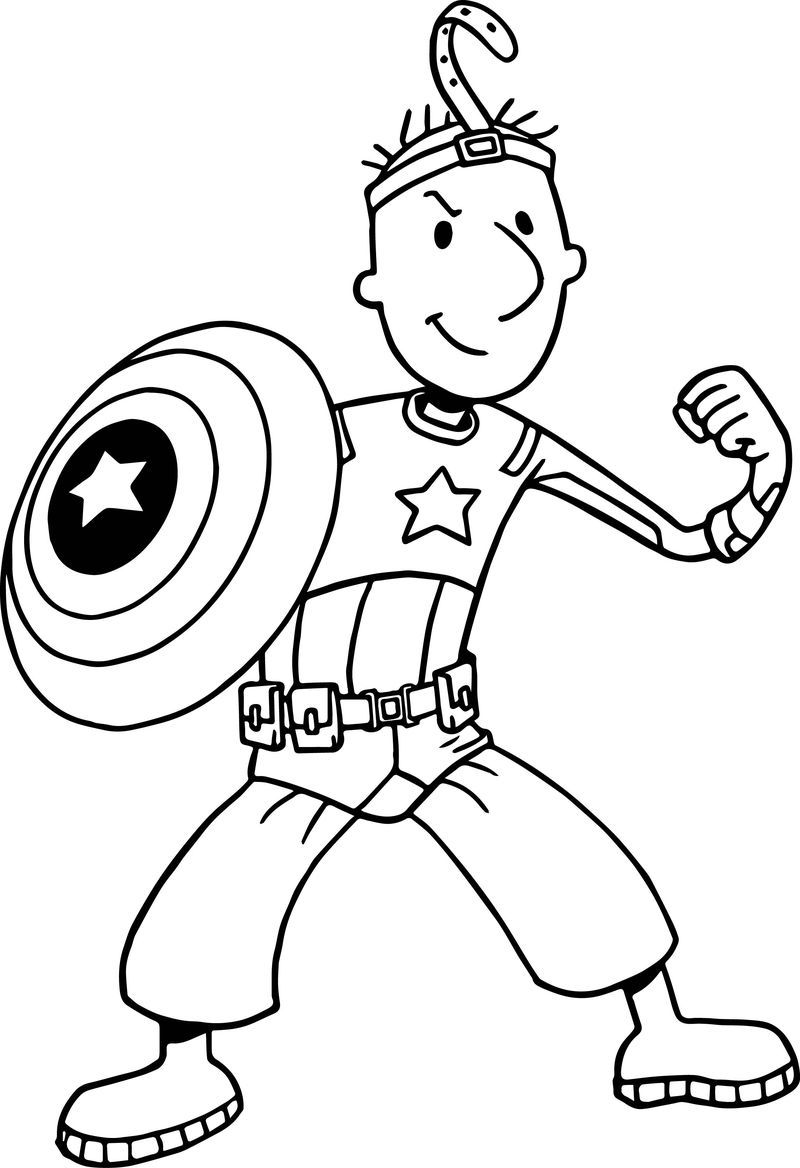 Nickelodeon Avengers Doug Coloring Page See the category