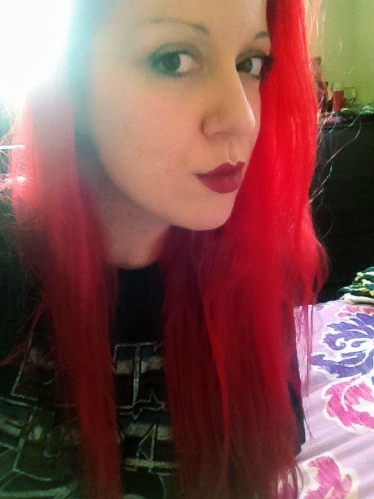Cherry bomb hair google search red hair pinterest cherry