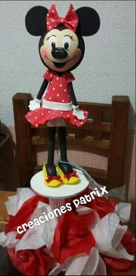 Minnie maus fofucha