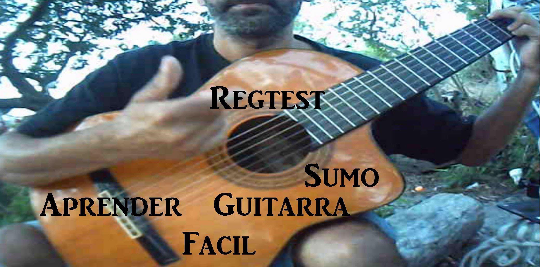 Aprender Guitarra Regtest Sumo