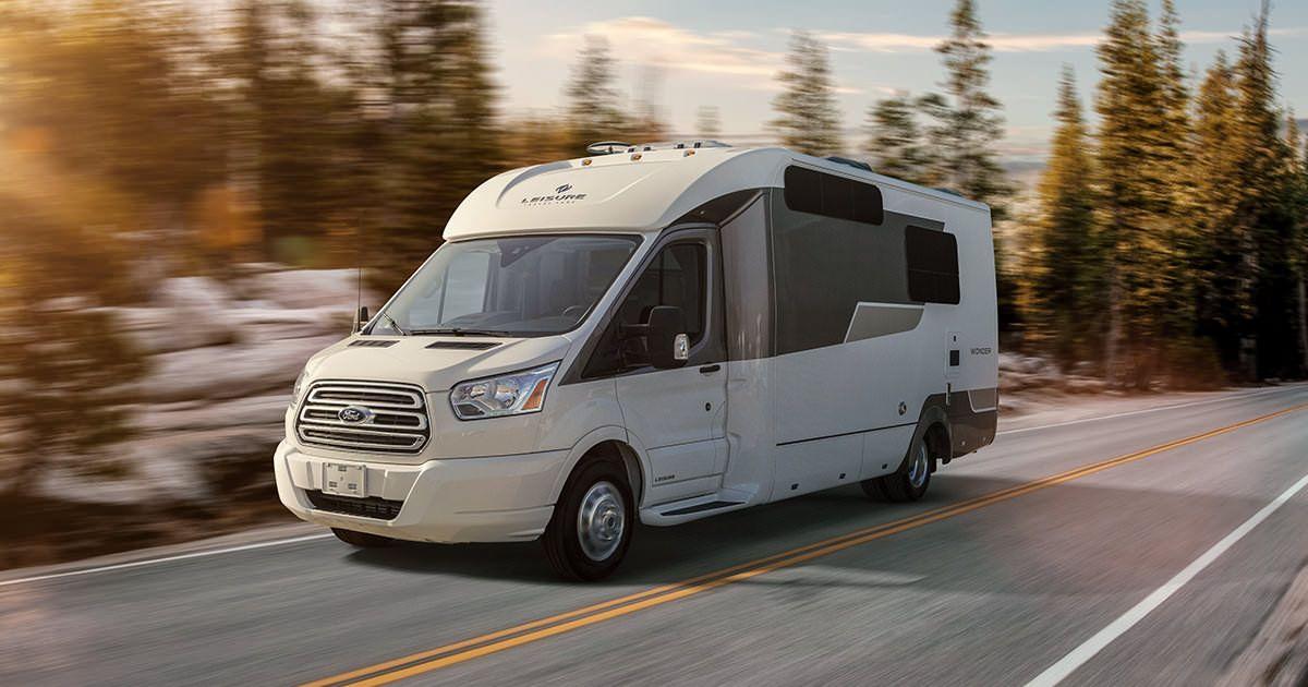 Best Class C Rv Brands Leisure Travel Vans Class C Rv