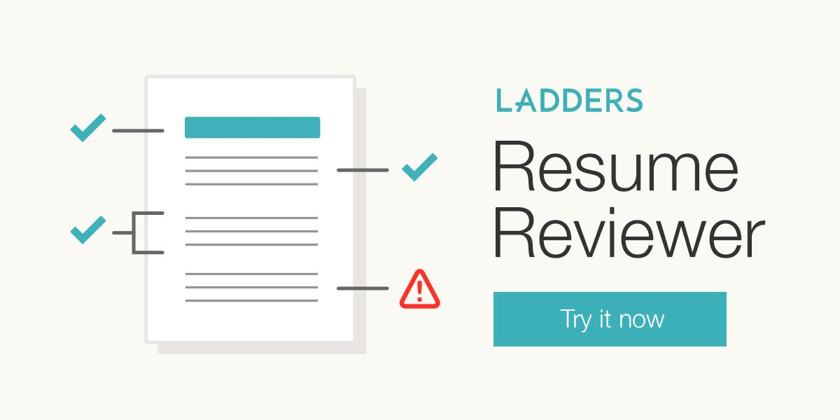 Upload your resume to Laddersu0027 Resume Reviewer and instantly find - resume reviewer