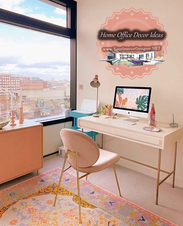 Pin on Home Office Decor Design Ideas